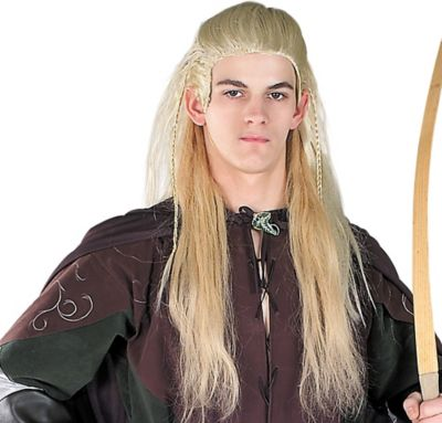 Lord of the Rings Legolas Wig