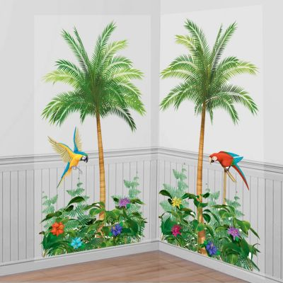 Palm Tree Scene Setters 2ct