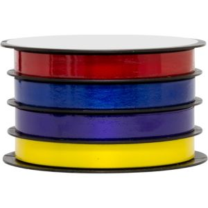 Multi Channel Primary Curling Ribbon