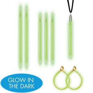 Glow Stick Jewelry Big Pack 9pc