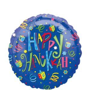 Hanukkah Balloon - Hanukkah Fun