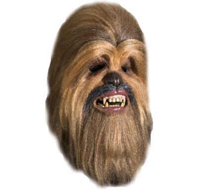 Supreme Edition Chewbacca Mask Deluxe - Star Wars