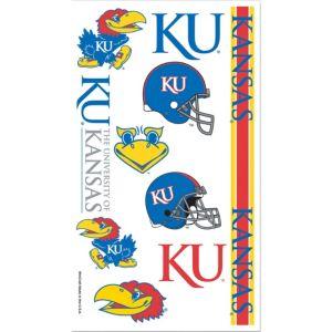 Kansas Jayhawks Tattoos 7ct