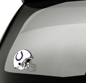 Indianapolis Colts Helmet Decal