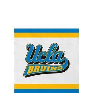 UCLA Bruins Beverage Napkins 16ct
