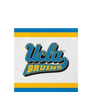 UCLA Bruins Beverage Napkins 16ct