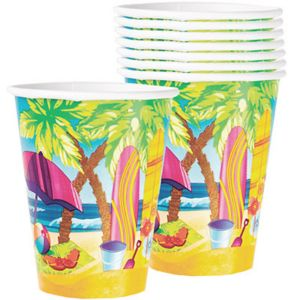 Surf's Up Cups 8ct