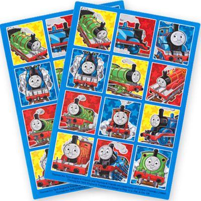 Thomas the Tank Engine Stickers 24ct