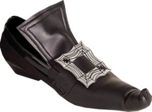 Child Witch Shoe Covers