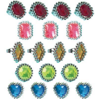 Jewel Rings 18ct