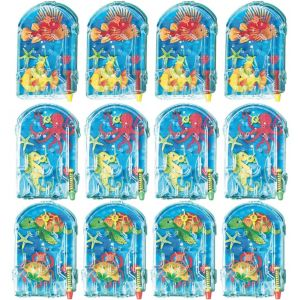 Underwater Friends Pinball Games 12ct