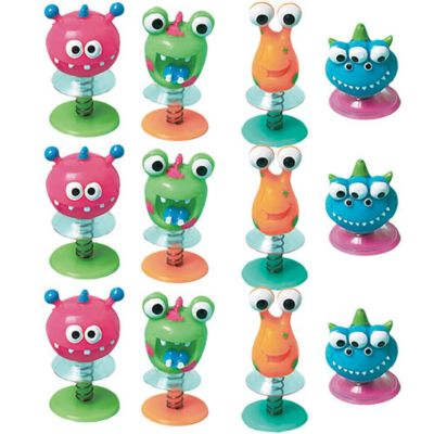 Creature Pop-Ups 12ct