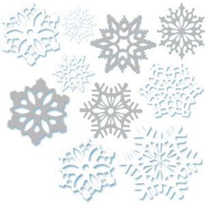 Snowflake Cutouts 30ct