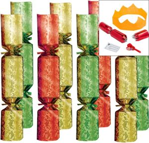 Christmas Crackers 8ct
