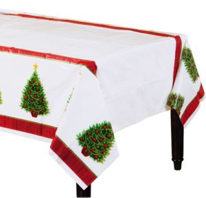 Twinkling Tree Table Covers 3ct