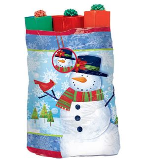 Frosty Friends Gift Sack