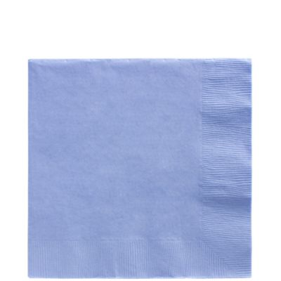 Pastel Blue Lunch Napkins 50ct