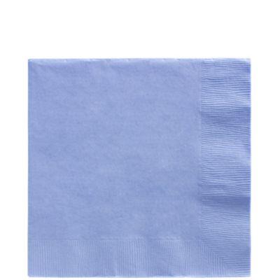 Pastel Blue Lunch Napkins 50ct