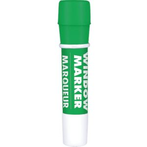 Green Window Marker 4 1/2in