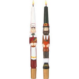 Pilgrim Taper Candles 2ct