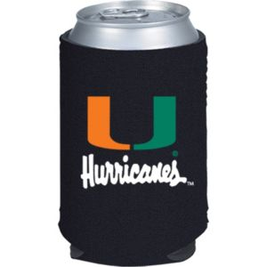 Miami Hurricanes Can Coozie