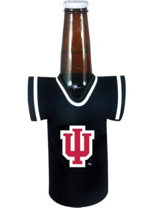 Indiana Hoosiers Jersey Bottle Coozie
