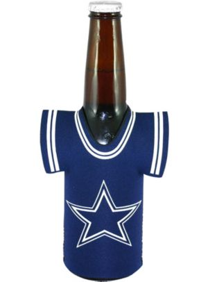 Dallas Cowboys Jersey Bottle Coozie