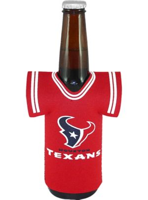 Houston Texans Jersey Bottle Coozie