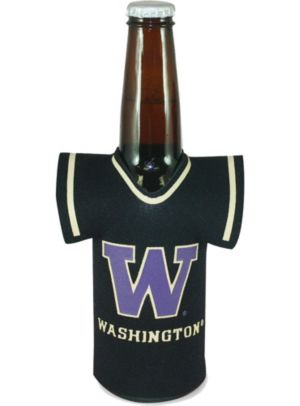 Washington Huskies Jersey Bottle Coozie