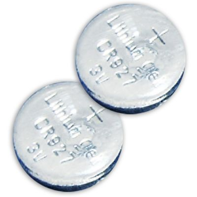 Replacement Batteries 2ct