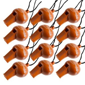 Football Whistles 12ct