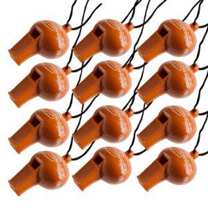 Football Whistles 12ct