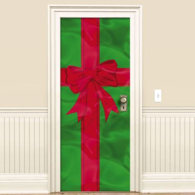 Christmas Gift Door Decoration