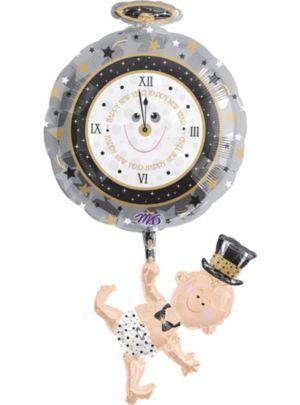 Baby New Year Balloon