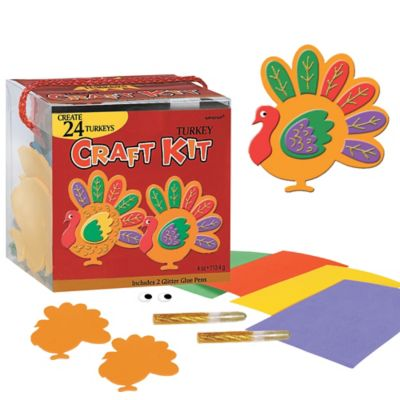 Turkey Craft Kit