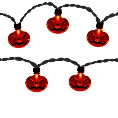 LED Pumpkin Lights