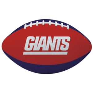 New York Giants Toy Football