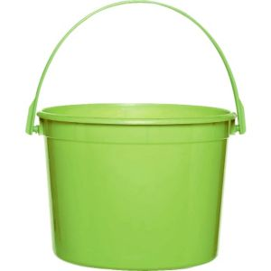 Kiwi Green Favor Container
