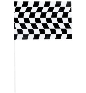 Jumbo Checkered Racing Flag