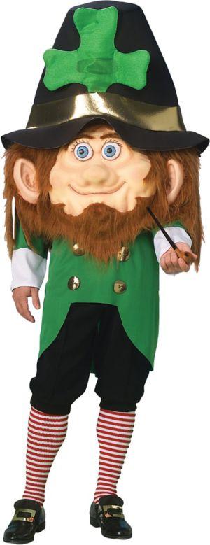 Adult Parade Leprechaun Costume