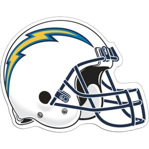 San Diego Chargers Magnet