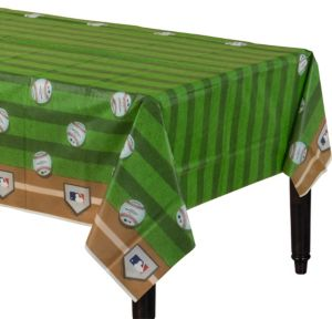 Rawlings Baseball Table Cover