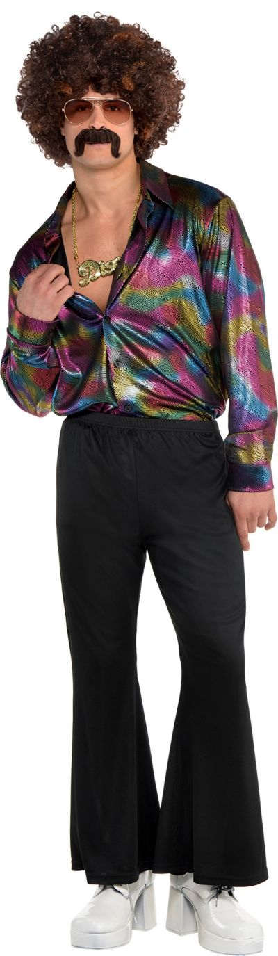 Adult Disco Shirt