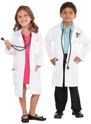 Child Doctor Lab Coat