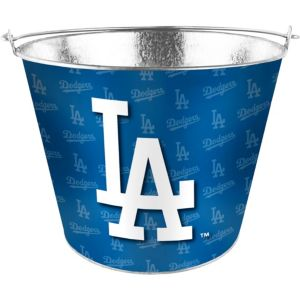 Los Angeles Dodgers Galvanized Bucket