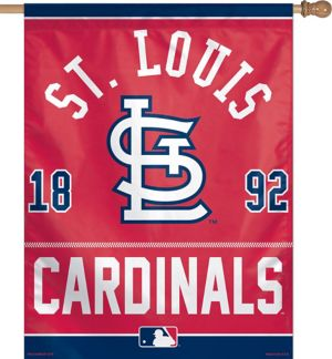 St. Louis Cardinals Banner Flag