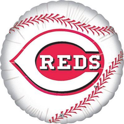 Cincinnati Reds Balloon 18in