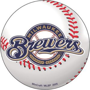 Milwaukee Brewers Magnet