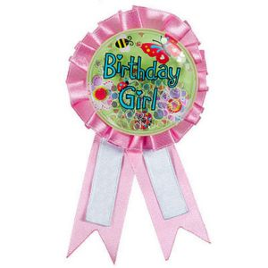 Garden Girl Guest of Honor Ribbon