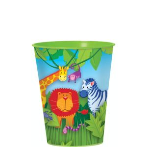 Jungle Animals Favor Cup